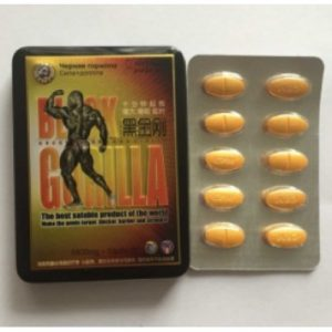 Black Gorilla Pills